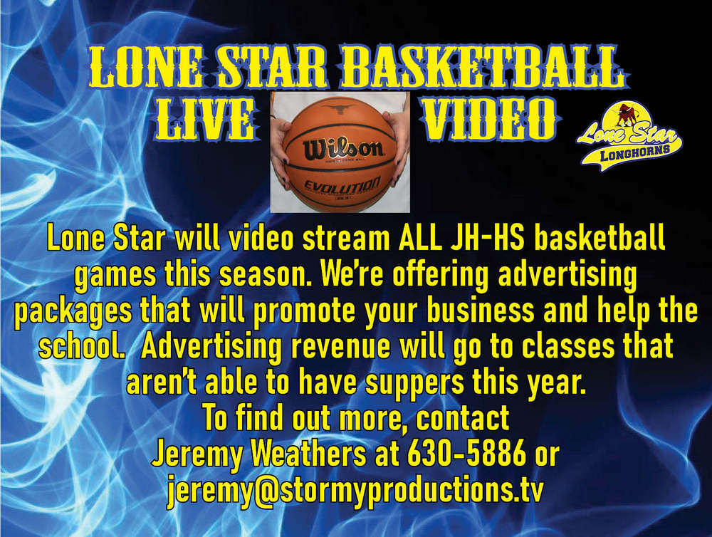 Lone Star Basketball Live Video